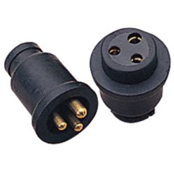 MOLDED ELECTRICAL CONNECTOR 3 PRONG