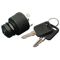 4 POSITION IGNITION SWITCH- MAGNETO
