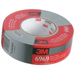 2IN SIL HIGHLAND CLOTH DUCT TAPE (60YD)
