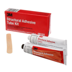 4OZ STRUCTURAL ADHESIVE KIT (2TUBES)