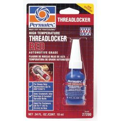 10ML PERMATEX WORLDTECH 272 THREADLOCKER
