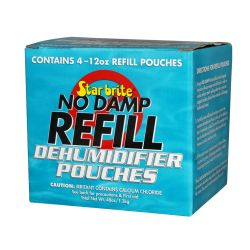 48OZ REFILL NO DAMP DEHUMIDIFIER