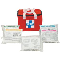 BLUE WATER FIRST AID KIT (146PC)