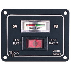 BATTERY TEST SWITCH