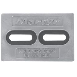 ZINC MINI DIVERS DREAM 1/2IN SLOT