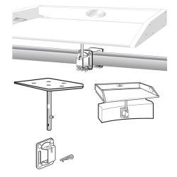 SQR RAIL/VERT SURFACE TABLE MT