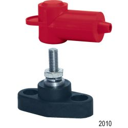 "PowerPost High Amperage Cable Connectors, PowerPost, Large, 3⁄8"" Stud"
