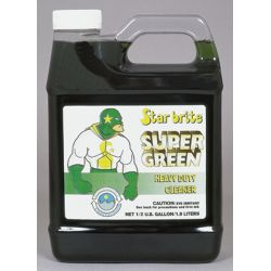 1/2GA SUPER GREEN CLEANER