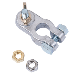 POS LEAD WING NUT TERMINAL