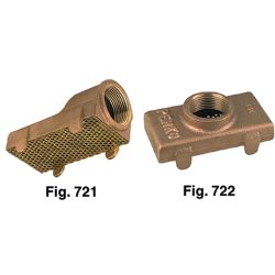 """Pump Strainers for 1-1/4"""" Pipe"""