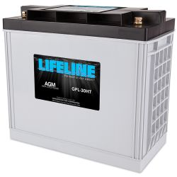 Lifeline GPL-30HT 12V Deep Cycle Battery - 150A