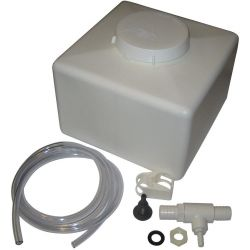 Electro Scan,  2 Gallon Salt Feed Tank