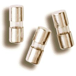 Glass Tube Fuses  -  AGA