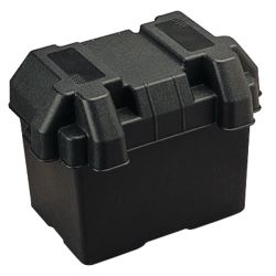 VENTED POLYPRO BATTERY BOX GROUP 27