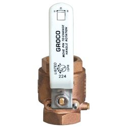Bronze Ball Valve - IBV Series