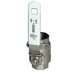 Stainless Steel Ball Valve - IBV-S Series