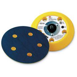 "Stikit 6"" Medium Dust Free Disc Pad"
