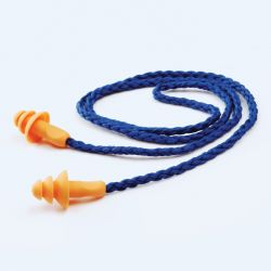 Reusable Corded Earplugs - 1270