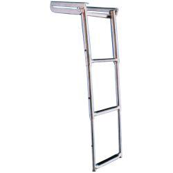Under Platform Telescoping Slide Mount Ladder