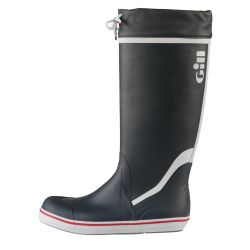 TALL DECK BOOT: GRAPHITE SIZE 10