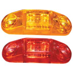 LED CLEARANCE LIGHT AMBER
