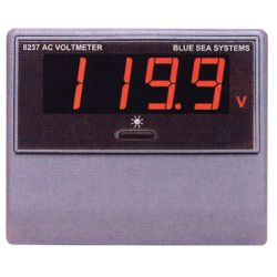 AC Digital Voltmeter