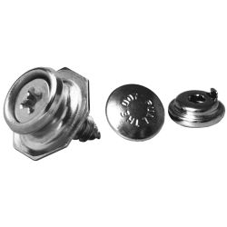 One Way Canvas Snap Fasteners - Taylor Made Group | Fisheries Supply