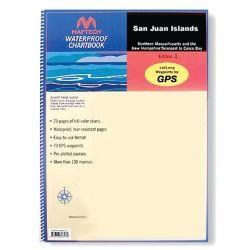 WATERPROOF CHART BOOK SAN JUANS