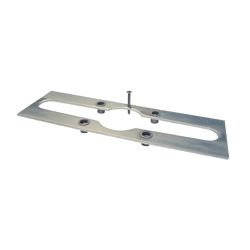 209 Series Top Mount Backing Plate for Pull-Up Cleat
