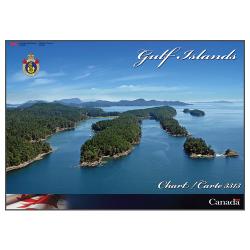 GULF ISLANDS ATLAS