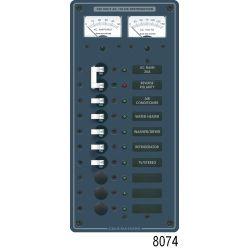 AC Main + 11 Position Circuit Breaker Panel