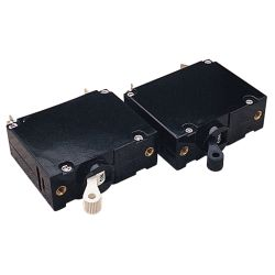 Magnetic AC/DC Circuit Breakers - Single Pole