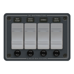 Water Resistant Bilge Pump Control Panel