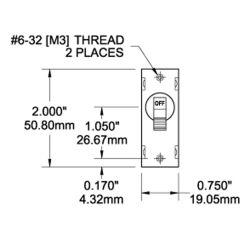 AC⁄DC Single Pole Circuit Breakers