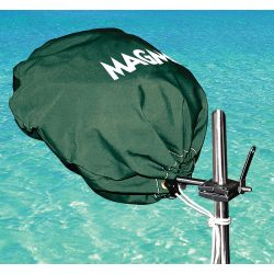 MARINE BBQ COVER FOREST GRN
