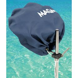PARTY SIZE BBQ COVER CAPTAINS NAVY