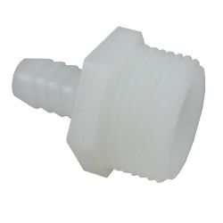 ta10168 of A and M Industries Male Pipe Thread to Hose Barb Adapter