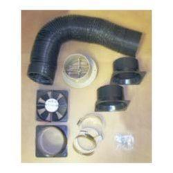 Adler Barbour Power Booster Ventilation Duct Kit - for CU-200 SuperColdMachine