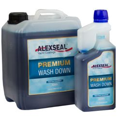 a5005 of Alexseal Yacht Coatings Premium Wash Dow Concentrate