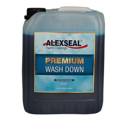 a5005-1 of Alexseal Yacht Coatings Premium Wash Dow Concentrate