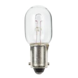 Ancor No. 1416 Single Contact Miniature Bayonet Base Bulb - 12.8V, 8 CP, 10.2W