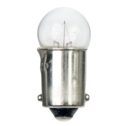 Ancor No. 53 Single Contact Miniature Bayonet Base Bulb - 1 CP, 1.7W