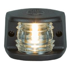 Aqua Signal Series 20 Black Navigation Light - Side Mount, Stern