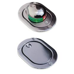Series 24 Navigation, Bi-Color Hide-Away Light
