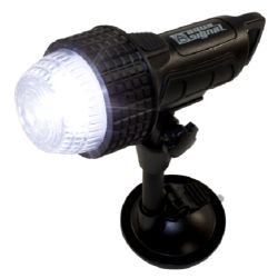 Aqua Signal Series 27 LED Battery Operated Navigation Light - All-Round, Suction Mount