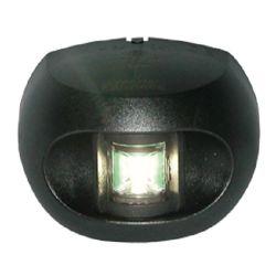 Series 33 LED Navigation Light - Stern, Black