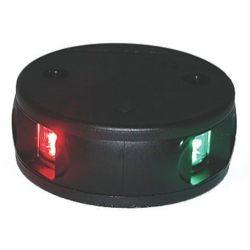 Aqua Signal Series 34 LED Navigation Light - Bicolor, Black