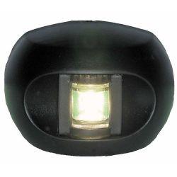 Aqua Signal Series 34 LED Navigation Lights - Stern Light, Black Housing