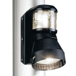 Aqua Signal Series 41 Combined Masthead/Foredeck Light - Black