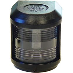Aqua Signal Series 41 Navigation Light - Stern, Black Housing